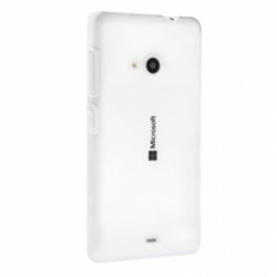 Original Silicon Case Nokia 650 (Microsoft) White