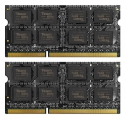 Память So-Dimm Team 2x4Gb DDR3 1600MHz (TED3L8G1600C11DC-S01)