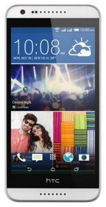 Смартфон HTC Desire 620G DS Gloss White