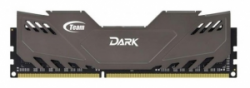 Память Team Dark Series Grey 1x4Gb DDR3 1600 (TDGED34G1600HC901)