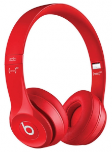 Наушники Beats Solo2 On-Ear Headphones (Red) MH8Y2ZM/A