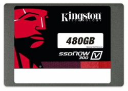 Накопитель SSD 480GB Kingston V300 (SV300S37A/480G)