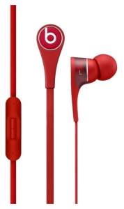 Наушники Beats Tour In-Ear Headphones (Red) MH8E2ZM/A