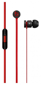 Наушники Beats urBeats2 In-Ear Headphones (Matte Black) MHD02ZM/A