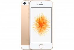Смартфон APPLE iPhone 5 SE 64 GB Gold