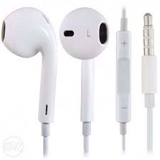 Гарнитура Apple EarPods with Remote and Mic (MD827)