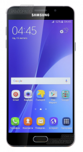 Смартфон SAMSUNG SM-A710F Galaxy A7 DS Gold