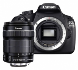 Зеркальный фотоаппарат Canon EOS 1200D 18-135 IS KIT