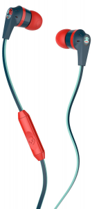 Наушники Skullcandy Ink'd 2.0 Navy/Red/Paul Frank