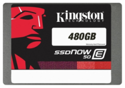 Накопитель SSD 480Gb Kingston Enterprise E50 SATA (SE50S37/480G)