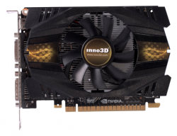 Видеокарта Inno3D GeForce GT740 1Gb (N740-1SDV-D5CWX)