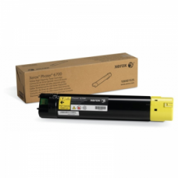 Тонер картридж Xerox PH6700 Yellow (Max) (106R01525)