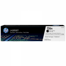 Картридж HP 126A CP1025 black (CE310AD)