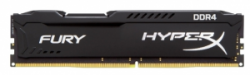 Память Kingston HyperX FURY Black 1x4Gb DDR4 2400MHz (HX424C15FB/4)
